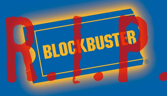 Blockbuster bankrupt