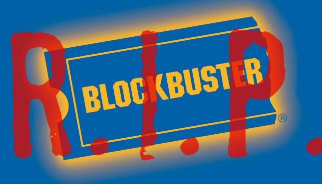 Blockbuster bankrupt