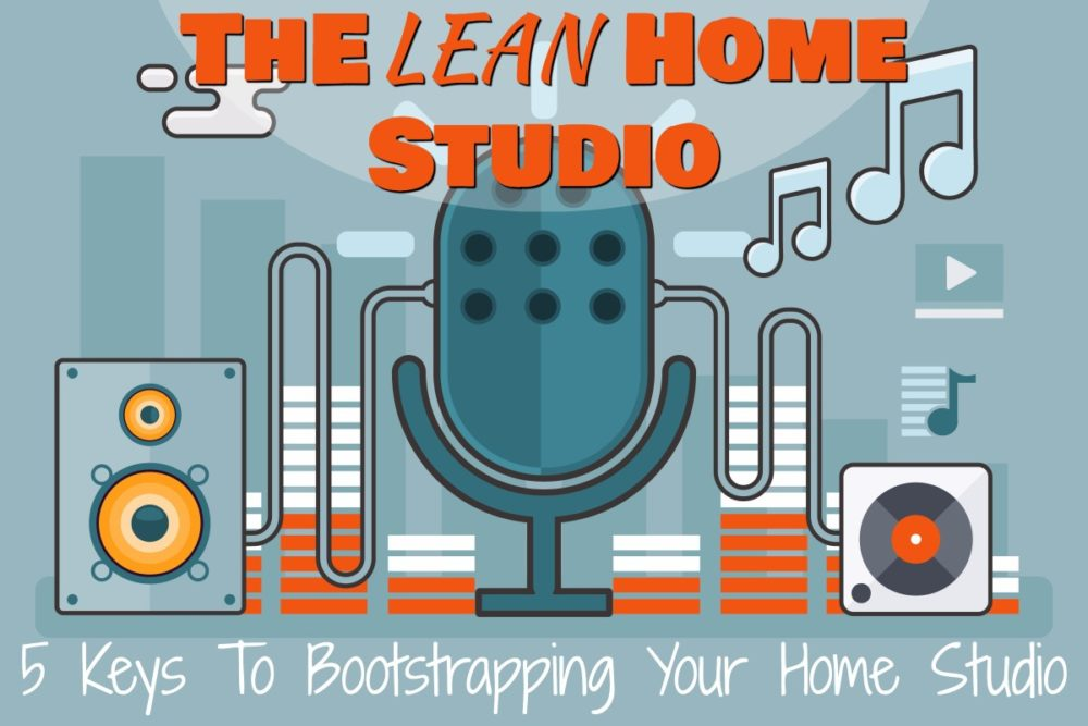 The Lean Home Studio PDF Cover