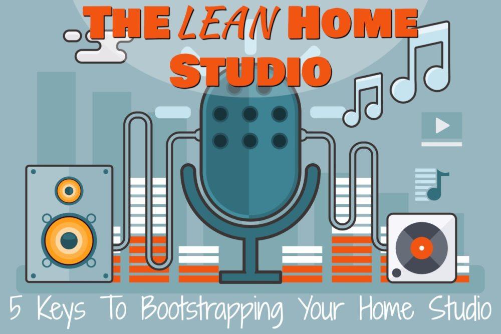 The Lean Home Studio PDF Cover